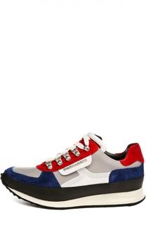 Комбинированные кроссовки Dean Goes Hiking Dsquared2