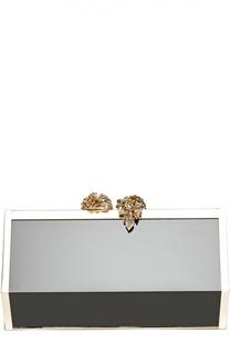 Вечерний клатч на цепочке Roberto Cavalli