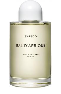Масло для ванн Bal D`Afrique Byredo