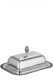 Маслёнка прямоугольная Malmaison Christofle