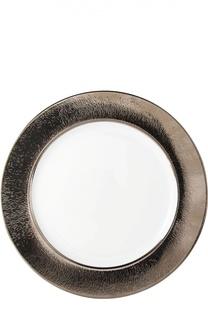 Тарелка подстановочная Dune Platine Bernardaud