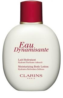 Увлажняющее молочко для тела Eau Dynamisante Clarins
