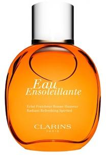 Освежающая вода Eau Ensoleillante Clarins