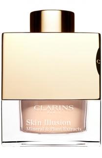 Минеральная рассыпчатая пудра Skin Illusion, оттенок 107 Clarins