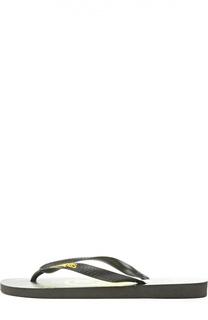 Резиновые шлепанцы Minions Havaianas