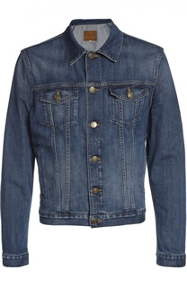 Джинсовая куртка Burberry Brit