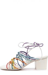 Босоножки Jamie на устойчивом каблуке Chloé