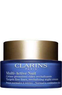 Дневной крем при первых возрастных изменениях для нормальной кожи Clarins