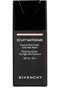 Тональный крем Eclat Matissime SPF 20 имбирный Givenchy