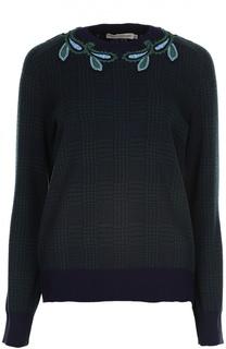 Вязаный пуловер Mary Katrantzou
