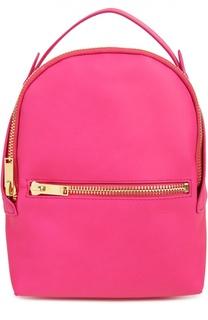 Кожаный рюкзак Wilson mini с внешним карманом Sophie Hulme