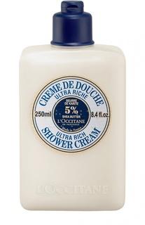 Ультра-питательный крем для душа L`Occitane