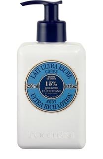 Питательное молочко для тела L`Occitane