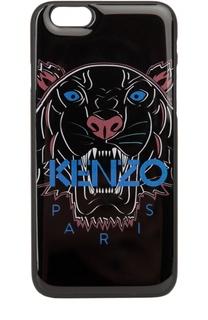 """Чехол для iPhone 6 с принтом """"тигр"""" Kenzo"""