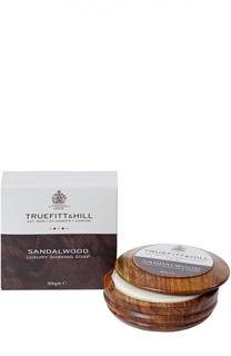 Люкс-мыло для бритья в деревянной чаше Sandalwood Truefitt&Hill Truefitt&Hill