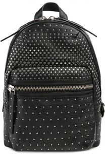 Кожаный рюкзак Domo Biker с заклепками Marc Jacobs