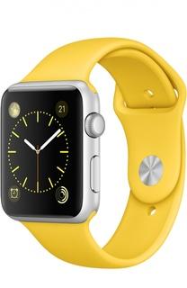 Apple Watch Sport 42mm Silver Aluminum Case Apple