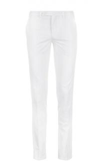 Хлопковые брюки-чинос Andrea Campagna