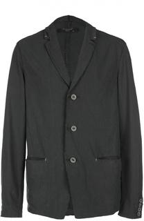 Хлопковый пиджак Transit