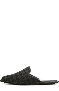 Домашние туфли в клетку Dogtooth Homers At Home