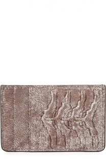 Футляр для кредитных карт с напылением Alexander McQueen