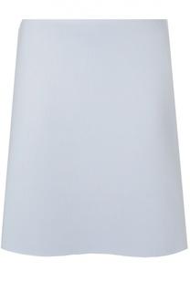 Мини-юбка А-силуэта DKNY