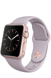 Apple Watch Sport 38mm Rose Gold Aluminum Case Apple