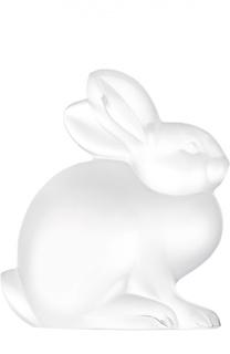 Скульптура Sitting Rabbit Lalique