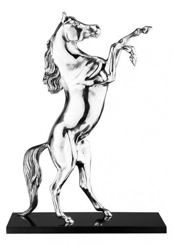 Скульптура Arab Prancing Horse Christofle