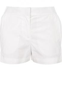 Мини-шорты с карманами и эластичным поясом DKNY