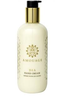 Парфюмированный крем для рук Dia Amouage