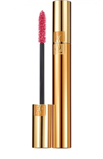 Тушь для ресниц Colored Dramatic Volumizing Mascara, оттенок Pink YSL