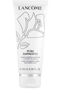 Очищающая минеральная маска для лица Pure Empreinte Lancome