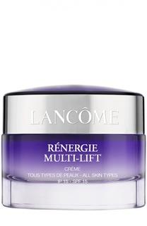 Дневной крем для всех типов кожи Rénergie Multi-Lift SPF 15 Lancome