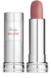 Помада для губ Rouge in Love, оттенок 300M Rose Plumetis Lancome