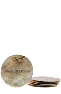 Спонжи из целлюлозы (6 штук) Anne Semonin