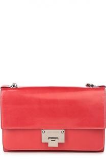 Кожаная сумка Rebel Soft S Jimmy Choo