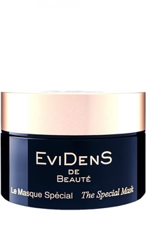 Специальная пробуждающая маска против признаков усталости EviDenS de Beaute