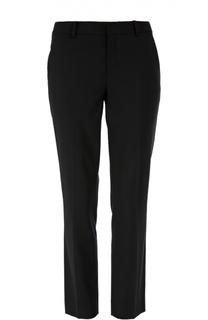 Укороченные брюки прямого кроя с карманами Ralph Lauren