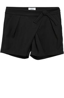 Ассиметричные шорты с декором Aletta
