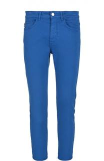 Прямые джинсы из эластичного хлопка Moschino