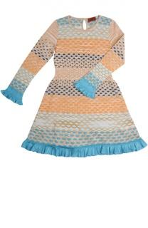 Платье джерси Missoni
