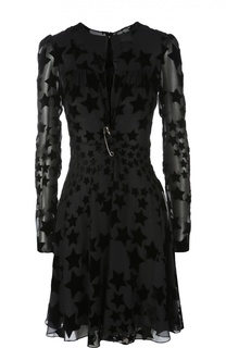 Платье с булавкой Sonia Rykiel