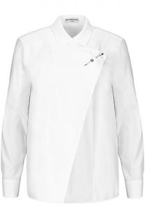 Сорочка с булавкой Balenciaga