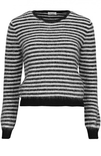 Пуловер round-neck Saint Laurent