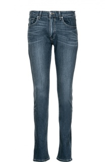 Зауженные джинсы из эластичного хлопка Paige