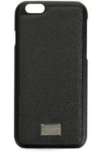 Кожаный чехол для iPhone 6/6S Dolce & Gabbana