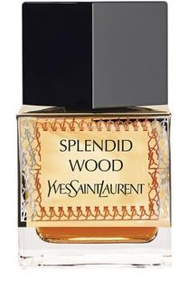 Парфюмерная вода Splendid Wood YSL
