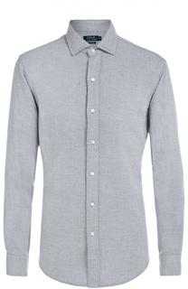 Рубашка из фактурного хлопка Polo Ralph Lauren