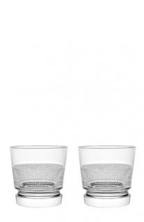 Набор из 2-х стаканов для виски Jardin DEden Christofle